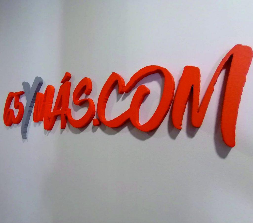 Logo empresa 3D